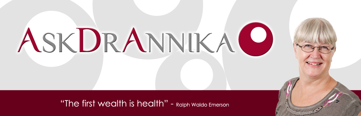 Ask Dr Annika