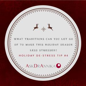 Christmas de-stress