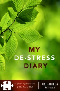 My DeStress Diary